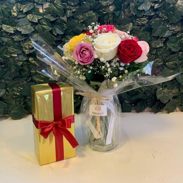 Flores e chocolates em joinville